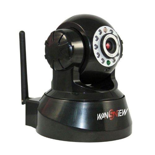 Avis wansview nc541w cam ra ip de surveillance pour int rieur sans fil vision de nuit avec for Camera de surveillance interieur sans fil