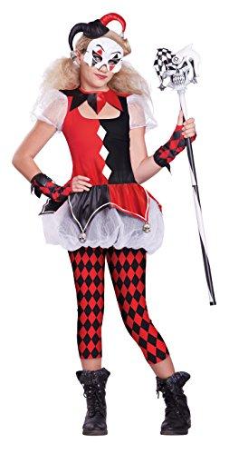 Dark Jester/Tween Costume