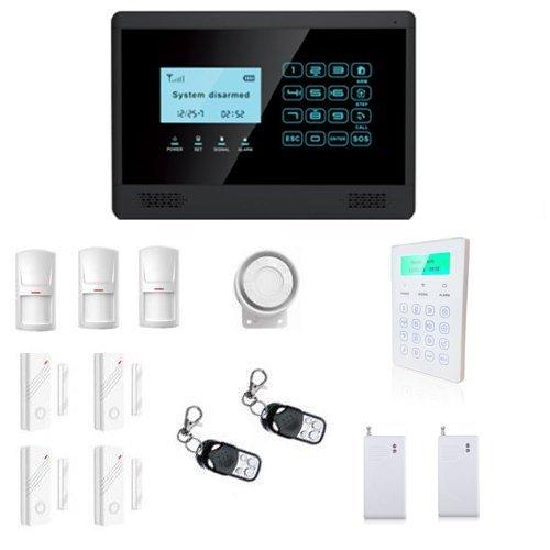 Antifurto allarme touch screen prezzo ioandroid - Centralina antifurto casa prezzo ...