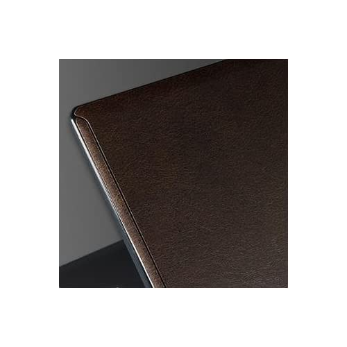 Sony Vaio CW Series Laptop Cover Skin [Brown Leather]