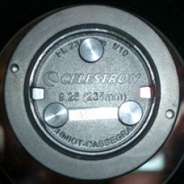 Bobs Knobs Celestron 9.25 Sct F/10 Collimation Knobs Metric Seconary C925Met