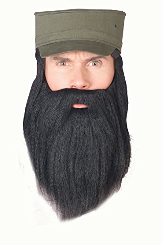 Hillbilly Beard Duck Dynasty Beard Long Fake Beard 2045