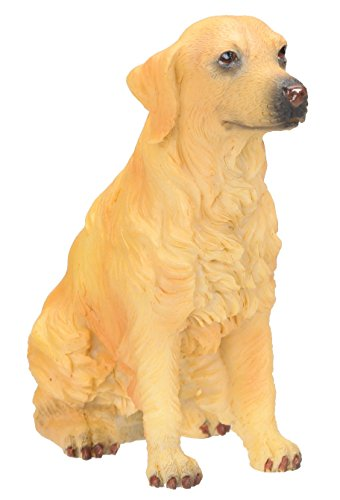 Golden Retriever Dog - Collectible Statue Figurine Figure Sculpture