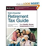 img - for Nolos Essential Retirement Tax Guide bySuttle book / textbook / text book
