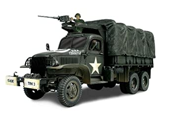 Unimax Forces of Valor 1:32 Scale U.S. 21/2 Ton Cargo Truck D-Day Series
