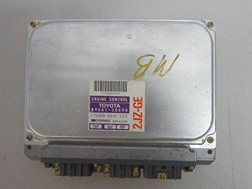 2005 Toyota PRIUS OEM POWER SUPPLY COMPUTER 89618-47011 DENSO