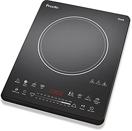 Preethi-Sleek-IC-118-Induction-Cooktop