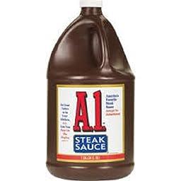 A-1 Steak Sauce, 1 Gallon (Pack of 2)