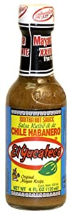 El Yucateco KutBil-Ik XXXtra Hot Sauce - 4 oz.