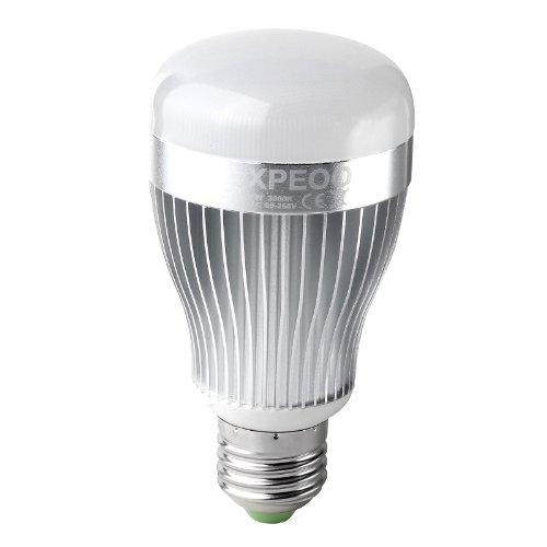 Xpeoo® Super Bright A19 High Quality 13W/95W 10W/75W 7W/60W Equal To Incandescent Lamp Led E27 E26 Light Bulb Smd Energy Saving 120V Non-Dimmable Soft White(7W Soft White)