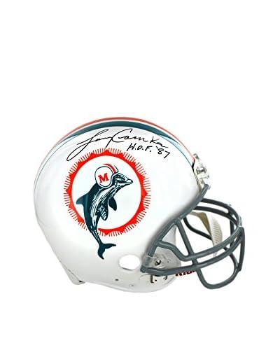 Steiner Sports Memorabilia Larry Csonka Miami Dolphins Autographed Helmet Inscribed HOF 87