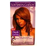Dark and Lovely Color 380 Chest Nut Blonde, 3 Pack by Dark & Lovely