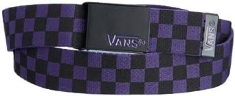Vans Deppster Web Men's Belt Black/Purple One Size