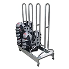 Buy Pro Down 4-Stack Shoulder Pad Rack by Pro Down