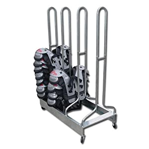 Pro Down 4-Stack Shoulder Pad Rack by Pro Down