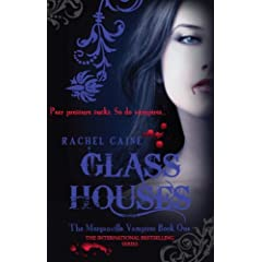 glass houses by rachel caine new uk cover
