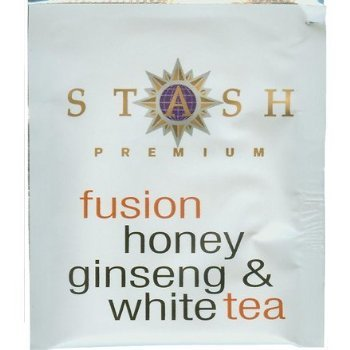 Fusion Honey, Ginseng and White Tea