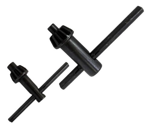 WEDGE: 2 Piece Drill Chuck Key Set: Sizes 3/8 And 1/2 Inch (Drill Wedge compare prices)