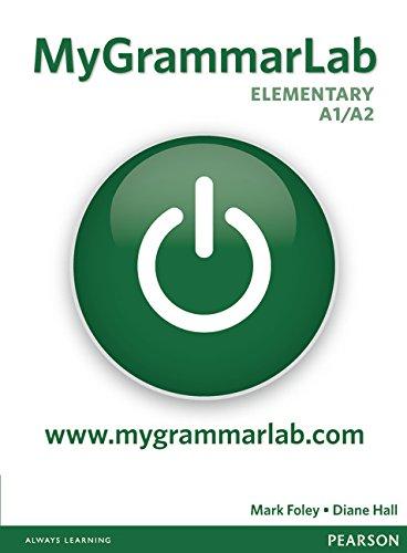 MyGrammarLab. A1-A2. No key-Piattaforma. Con espansione online. Per le Scuole superiori (Longman Learners Grammar)