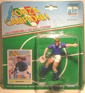 Forza Campioni - Nicola Berti Action Figure w/Trading Card - 1