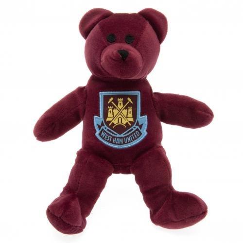 Mini West Ham Solid Teddy Bear - 1