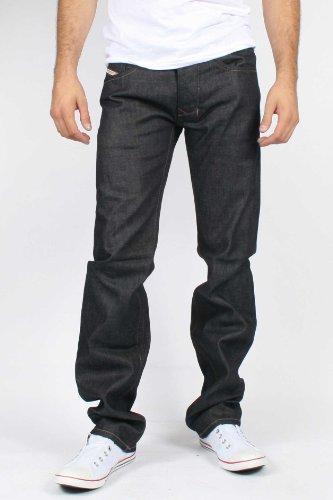 Diesel - Mens Larkee 008QM Jeans, Size: 34W x 32L, Color: Denim