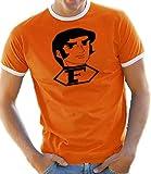 Captain Future Contrast / Ringer T-Shirt S-XXL Various Colours
