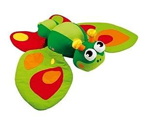 Wesco 33425 Giant Floor Cushions Bunty The Butterfly