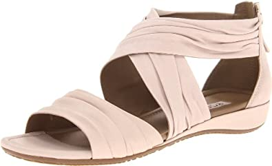 ECCO Women's Bouillon Sandal Band Sandal,Rose Dust,38 EU/7-7.5 M US