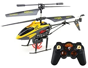 Velocity Toys WL v388 3.5 Channel RC Helicopter with Projector at Sears.com