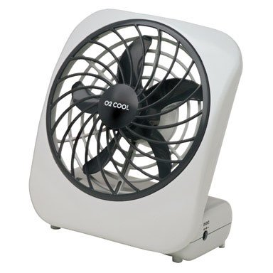 O2 Cool Portable Fan, Battery Operated
