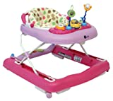 United Kids 902007 Baby Walker mit Gehlernfunktion - Musik, rosa