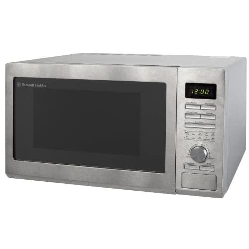 Russell Hobbs RHM3002 30L Family Size Multifunctional Stainless Steel Combination Table-Top Microwave Oven