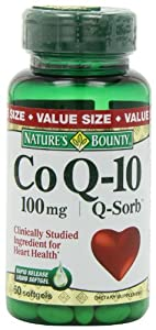Nature's Bounty Q-Sorb Co Q-10 100 Mg., 75 Softgels