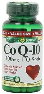 Nature's Bounty Q-Sorb Co Q-10 100 Mg., 75 Softgels