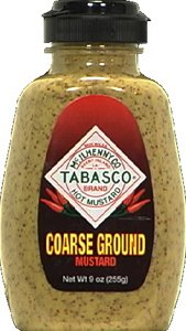 Coarse Ground Mustard by McIlhenny Company