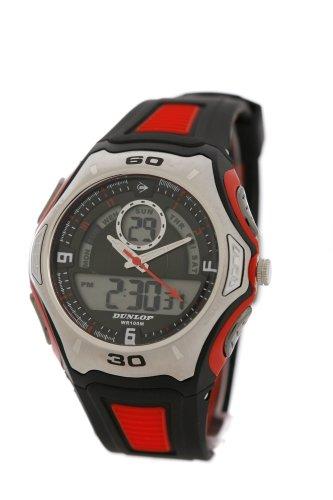 Dunlop Men's Sports Rubber Watch