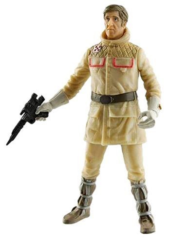 Star Wars - Assault on Hoth Echo Base - Basic Figure - General Rieekan