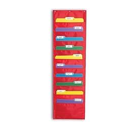 Carson Dellosa Storage Pocket Chart Pocket Chart (5653)