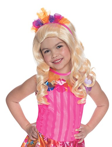 Rubies Barbie and the Secret Door Movie Alexa Wig, Child Size