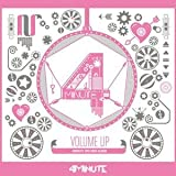 4Minute 3rd Mini Album - Volume Up (韓国盤)