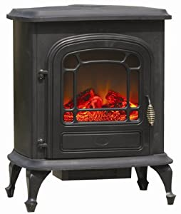Fire Sense Stowe Electric Fireplace Stove Electric Wood Stove