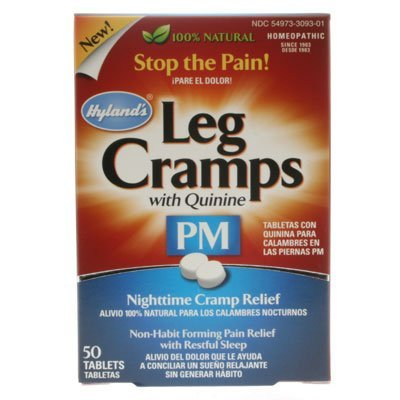 Leg Cramps Pm with Quinine, 50 tab ( Multi-Pack) picture