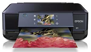 Epson Expression Premium XP-710 Imprimante Jet d'encre multifonction 3en1 couleur  Wifi Direct Recto Verso automatique et Ecran tactile 8,8 cm