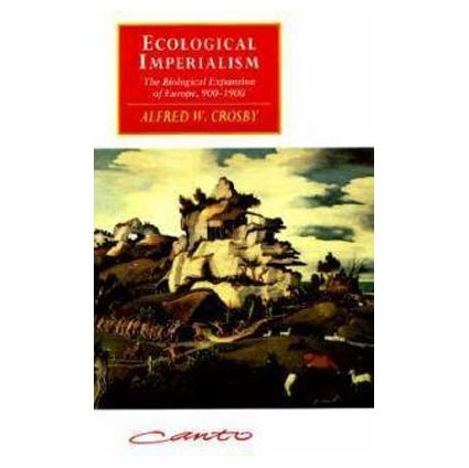 ecological imperialism the biological expansion of europe essay
