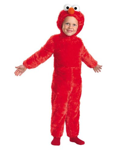 Elmo Toddler Costume 2T - Toddler Halloween Costume