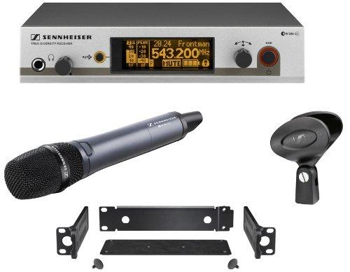 Sennheiser Ew 335 G3 Wireless Handheld Microphone System Uhf Evolution G3 300 Series 516-558 Mhz