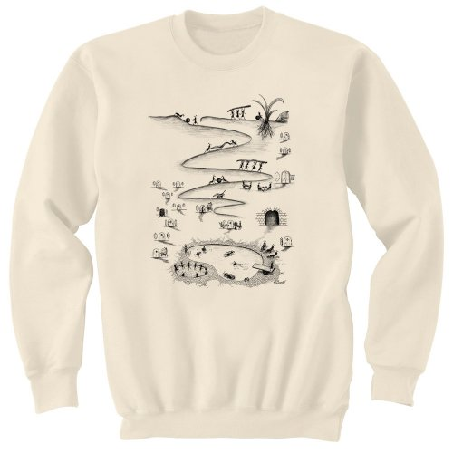 Ant Farm Fun Art Print Sweatshirt