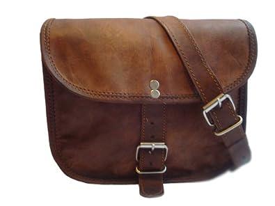 Mcm Taschen: Leder Umhängetasche Handtasche Vintage Tasche