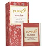 Pukka Revitalise Kapha Tea, 20 sachets